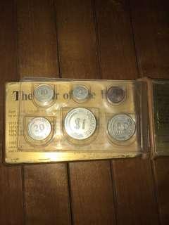 1983 Coin set