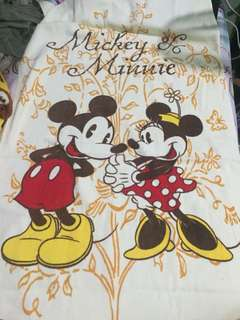 Mickey & Minnie Towel