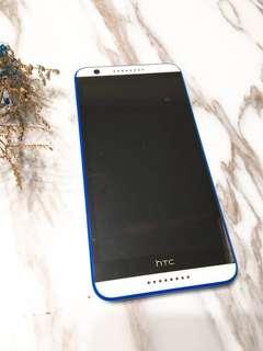 HTC 820 16g(藍天白)