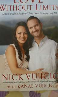 Love Without Limits by Nick Vujicic