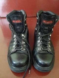 Harley davidson boots shoe