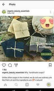 Organic Handmade soaps