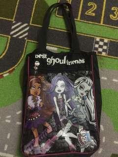 Monsters high bag girl bag Smiggle