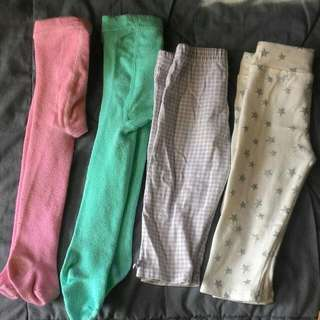 Leggings And Stockings Bundle