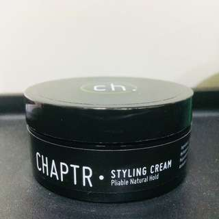 Chaptr Styling Cream pomade