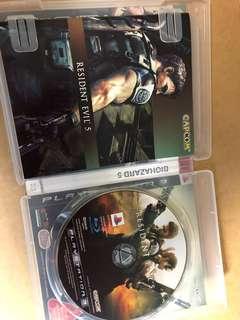 PS3 Residen Evil 5