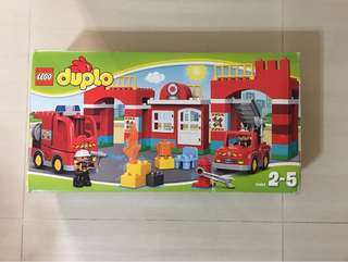 PL Lego Duplo 10593 - Fore Station