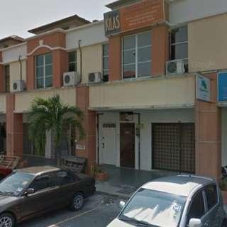 2  Sty Shop Office For Sale In Mutiara Bukit Raja, Meru, Klang