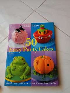 Buku kue debbie brown