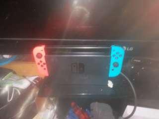 Switch遊戲機