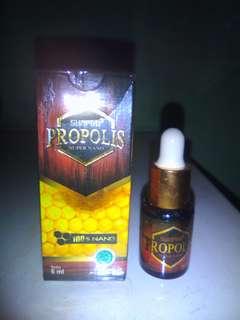 Propolis Obat herbal