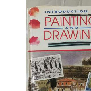 introduction to painting and drawing hard cover john hen