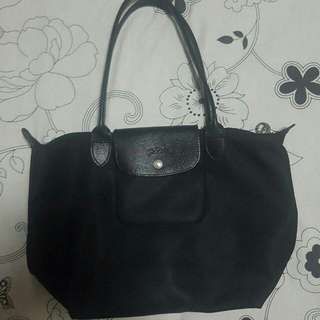 Longchamp medium long handle