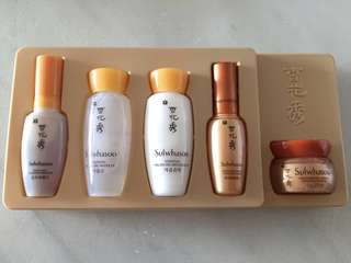 Sulwhasoo Concentrated Ginseng Renewal Ex Kit