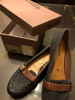 Tamaris shoes leather (female)