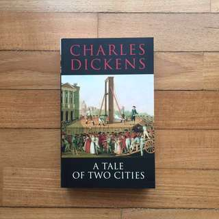 [FREE] A Tale Of Two Cities by Charles Dickens