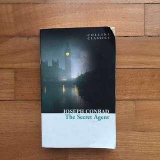 [FREE] The Secret Agent by Joseph Conrad