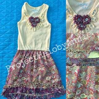 Kid's Sunday dress