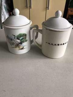 Vintage Mugs (1993 Chinatown Day)