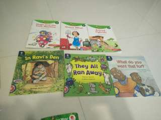Preloved kid story books