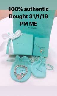 Tiffany & Co Bracelet & Necklace