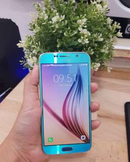 Samsung s6 flat 32gb single sim ori mulus murah