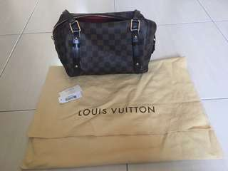 Authentic LV Rivington PM Damier