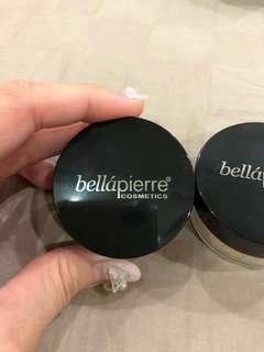 Bellapierre foundation powder