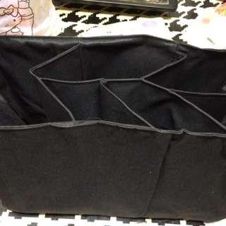 媽媽包內隔層 黑色 32*15公分