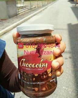 Choco Jar choocoby