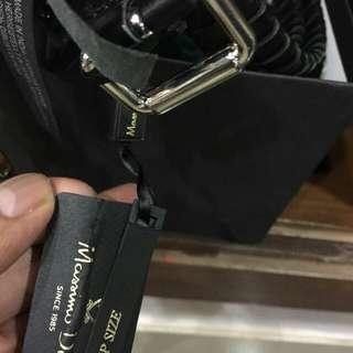 Massimo dutti belt ori