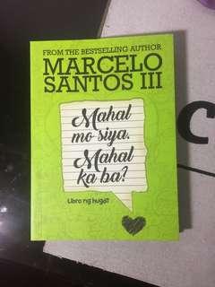 Mahal mo Siya, Mahal ka Ba? Marcelo Santos