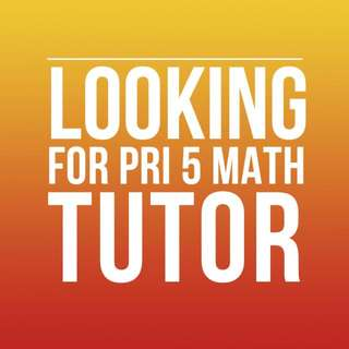 Maths Tutor / Maths Tuition