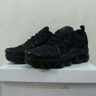 Nike Vapormax Plus 2018 triple black