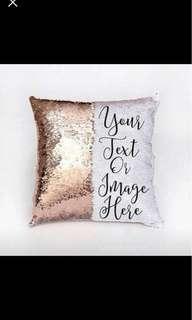 Mermaid pillows