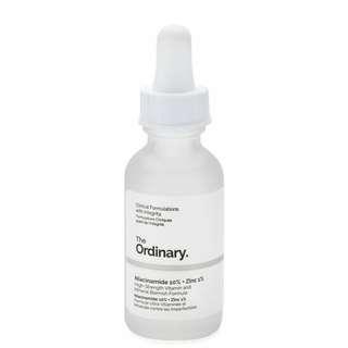 The oridinary Niacinamide 10% + Zinc 1%