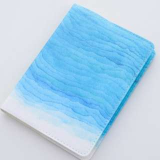 Clearance: BN Planner Notebook {blue gradient design]