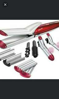 Babylis Multi styler curling iron
