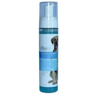 Rinse free shampoo 237 ml.