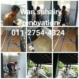 Tukang paip Wan Suhairy Hp 011-2754-4324