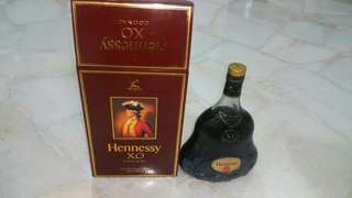 This is really old.hennesy