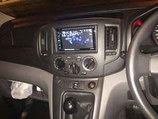 NV200 for Long term rent