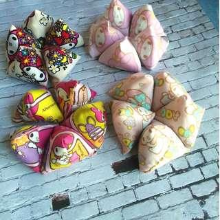 Handmade cute five stones