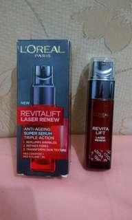 Serum revitaliv renew loreal
