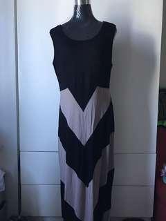 Spin USA Maxi Dress