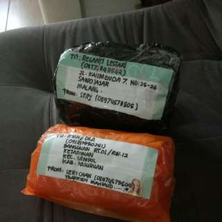Thankyou my lovely customer