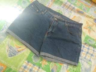 Club R short shorts