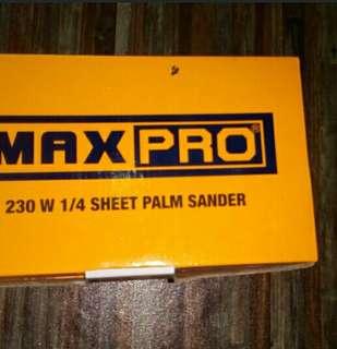 maxpro sander