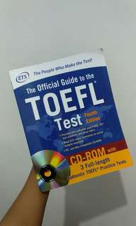 The Official Guide to the TOEFL® Test - Fourth Edition