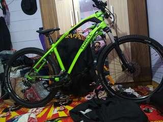 Sepeda gunung ravage 3.0